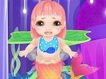 Jouer gratuitement à La sirène bébé