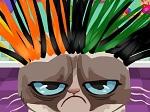 Jouer gratuitement à Coiffer Grumpy Cat