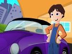 Jeu Garage de réparations de voitures