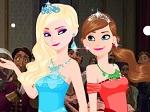 Jouer gratuitement à La Reine des neiges: Soirée de Graduation
