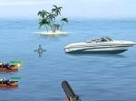 Jouer gratuitement à Speedboat Shooting