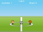 Jeu 1 On 1 Soccer