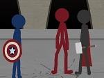 Jouer gratuitement à Stickman et Les Avengers