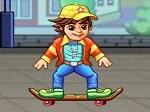 Jouer gratuitement à Crazy Skater