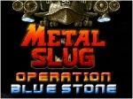 Jeu Metal Slug. Operation Bluestone