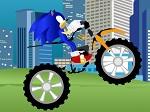 Jeu Sonic Bike