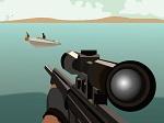 Jouer gratuitement à Un sniper en haute mer