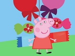 Jeu Peppa Pig Candy Match