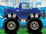 Jeu Monster Truck Wash And Repair