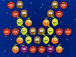 Jeu Bubble Shooter Fruits