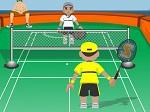 Jouer gratuitement à Supa Badminton