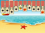 Jeu Tropical Spider Solitaire