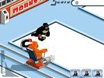 Jeu Monkey Curling