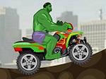 Jeu Hulk ATV 2