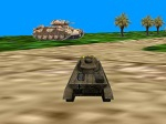 Jeu 3D Army Tank Racing