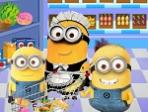 Jouer gratuitement à Minions Shopping Mania