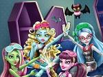 Jouer gratuitement à Soirée Pyjamas des Monster High