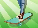 Jouer gratuitement à Skater Girl
