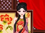Jouer gratuitement à Habiller la princesse chinoise