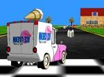 Jouer gratuitement à Courses de camions de glaces