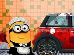 Jeu Minion Car Wash