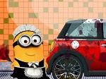 Jouer gratuitement à Minion Car Wash