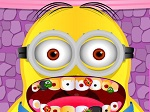 Jouer gratuitement à Les Minions chez le dentiste