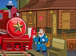 Jeu Locomotive Escape