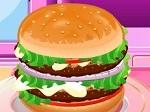 Jouer gratuitement à Hamburgers avec des frites