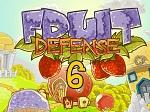 Jouer gratuitement à Fruit Defense 6