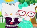 Jouer gratuitement à Le nouveau copain de Hello Kitty