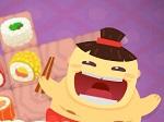 Jouer gratuitement à Sumo Sushi Puzzle