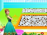 Jeu Frozen Garden Decor