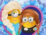 Jouer gratuitement à Minions Frozen Design
