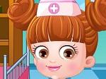 Jouer gratuitement à Docteur Baby Hazel