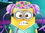 Jouer gratuitement à Les Minions chez le neurochirurgien