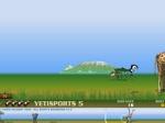 Jouer gratuitement à YetiSports 5 Flamingo Drive