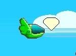 Jeu Pixel Retro Ship