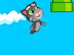 Jeu Flappy Talking Tom