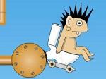 Jeu Rocket Toilet