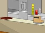 Jeu Échappe du Burger Joint