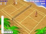 Jouer gratuitement à Beach Tennis