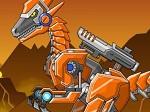 Jeu Robot Raptors
