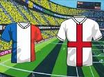 Jeu T-shirts Euro 2016