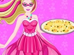 Jeu Super Barbie Special Pierogi Pizza